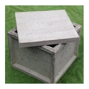 Baumgardner Large Cremation Urn Vault2