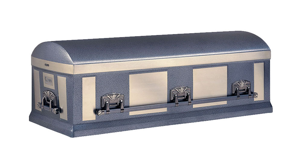 Clark Metal Vault 12 Standard Stainless550
