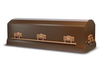 Doric Classic Metal 10 ga Galv - Bronze Small