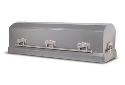 Doric Classic Metal 10 ga Galv - Silver