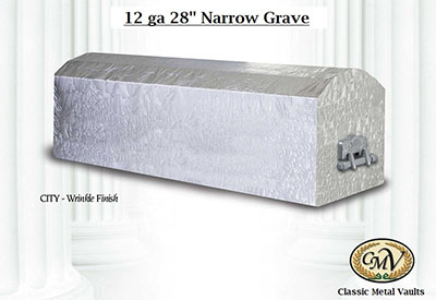 Metal Vaults | Baumgardner Products Company