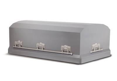 Doric Classic Metal 12 ga Oversized - Silver SMALL